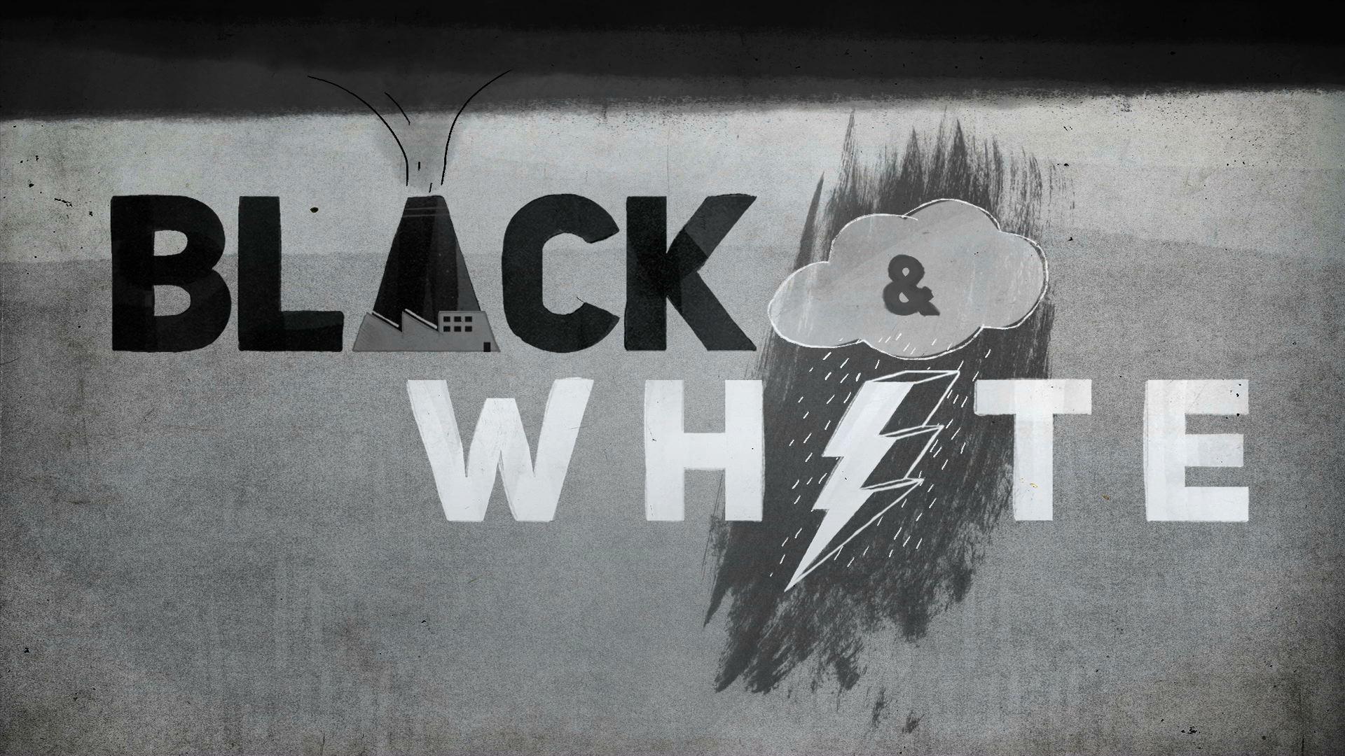 NRG BLACK & WHITE